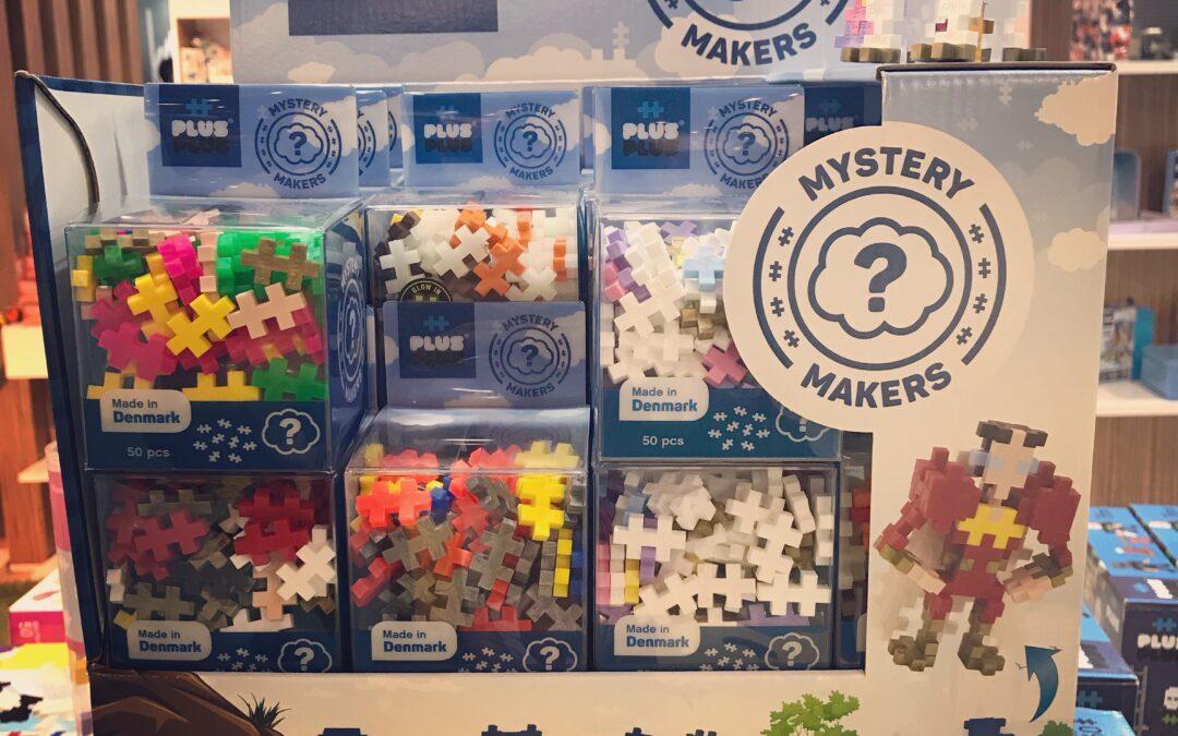 NEW : les boîtes mystères !