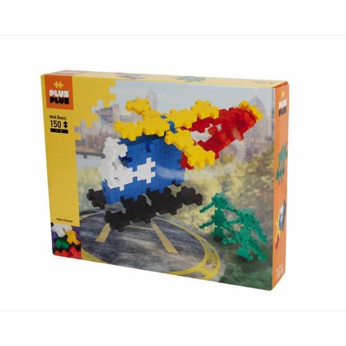 BOX BIG BASIC HELICOPTERE 150pcs