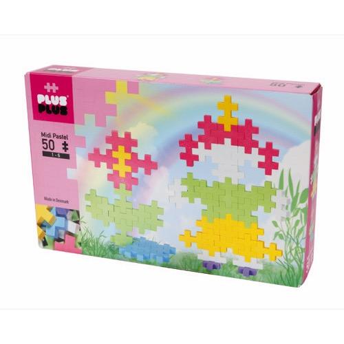 BOX BIG PASTEL 50pcs