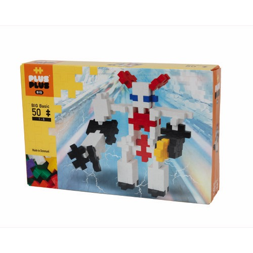 BOX BIG BASIC ROBOT 50 PCS