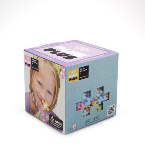 BOX  PASTEL 600 PCS