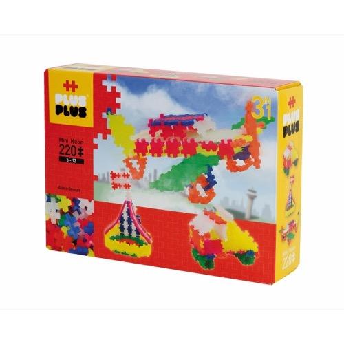 BOX NEON 220 PCS – 3en1