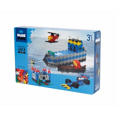 BOX BASIC 480PCS – 3en1