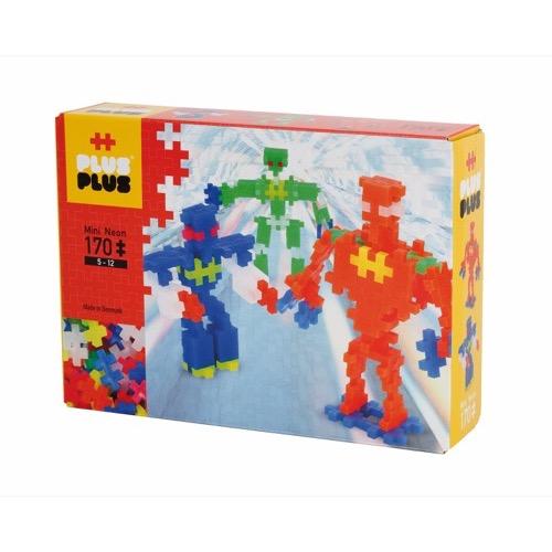 BOX NEON ROBOTS 170