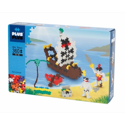 BOX BASIC PIRATES 360