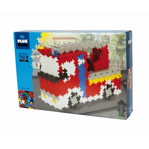 BOX BASIC POMPIERS 760