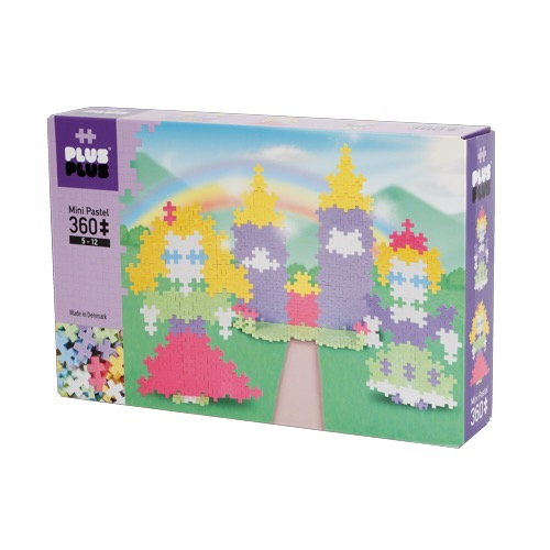 BOX PASTEL PRINCESSE 360
