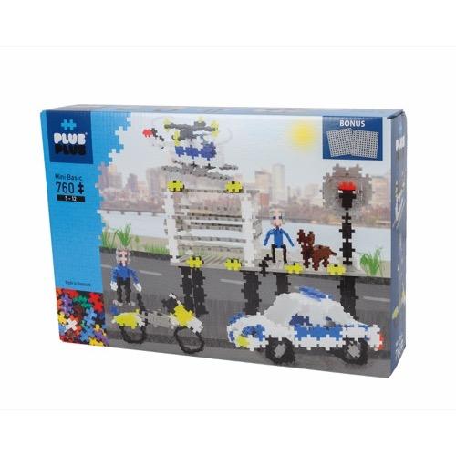 BOX BASIC POLICE 760 PCS