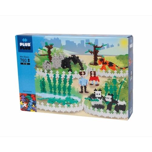BOX BASIC ZOO-2 760 PCS