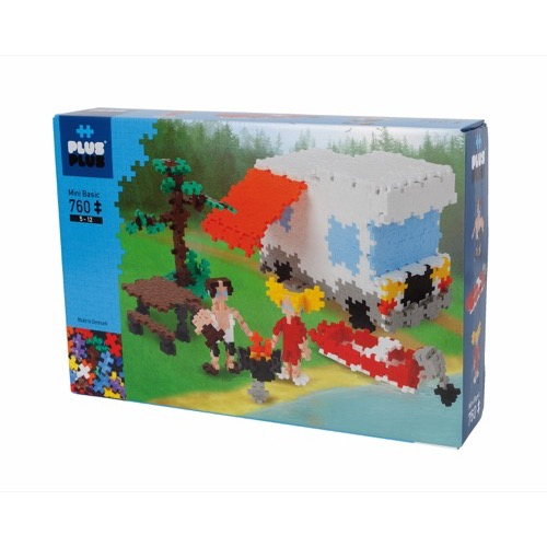 BOX BASIC CAMPING 760 PCS