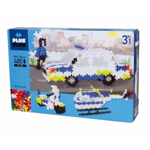 BOX BASIC 480 PCS POLICE