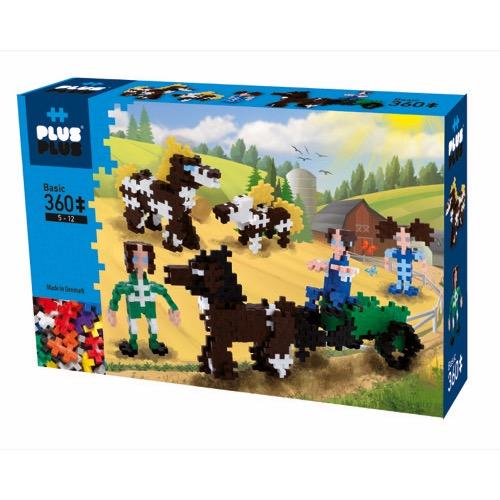 BOX BASIC LA VIE AU RANCH 360