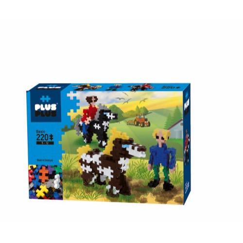 BOX BAS CAVALIER & CHEVAUX 220