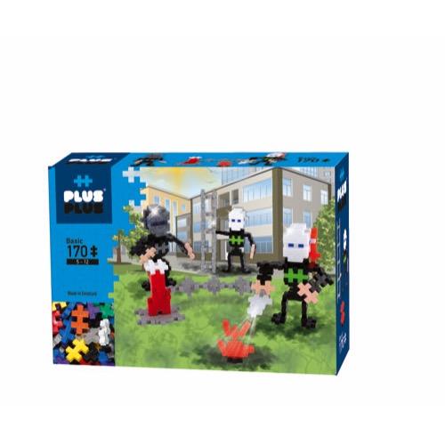 BOX BASIC SAPEURS POMPIERS 170