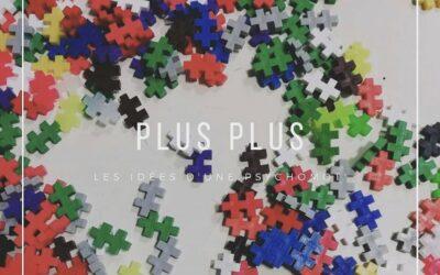 Plus-Plus & psychomotricité