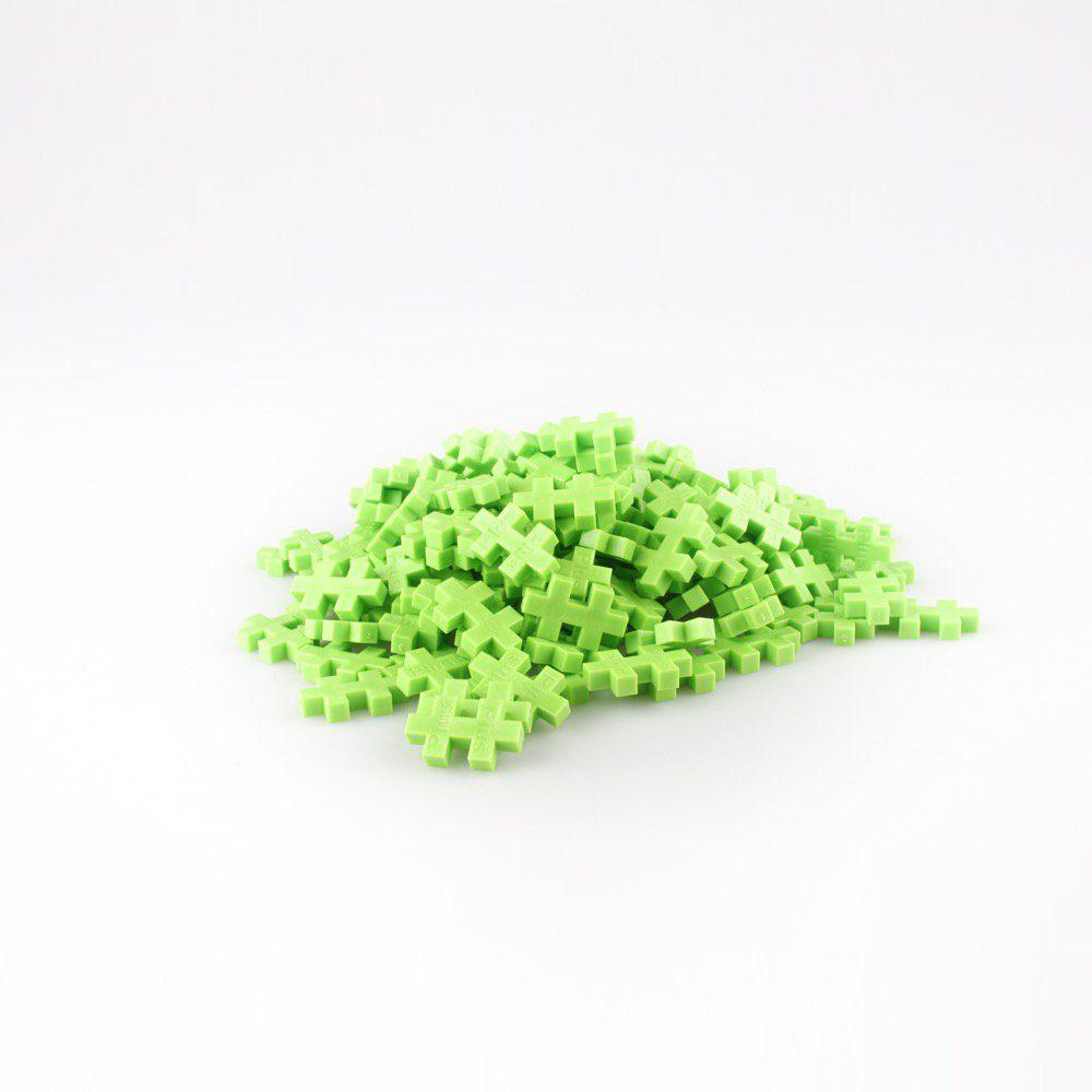 jeu de construction danois Plus-Plus 150 pièces vert pomme