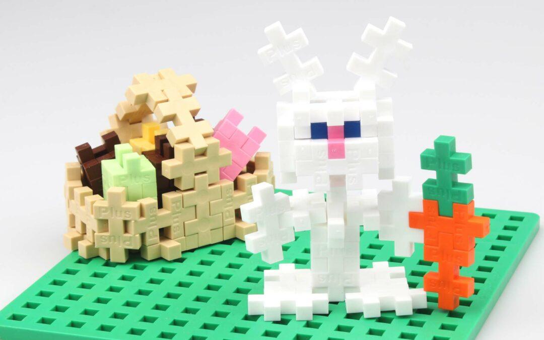 Des idées & modèles de constructions pour Pâques